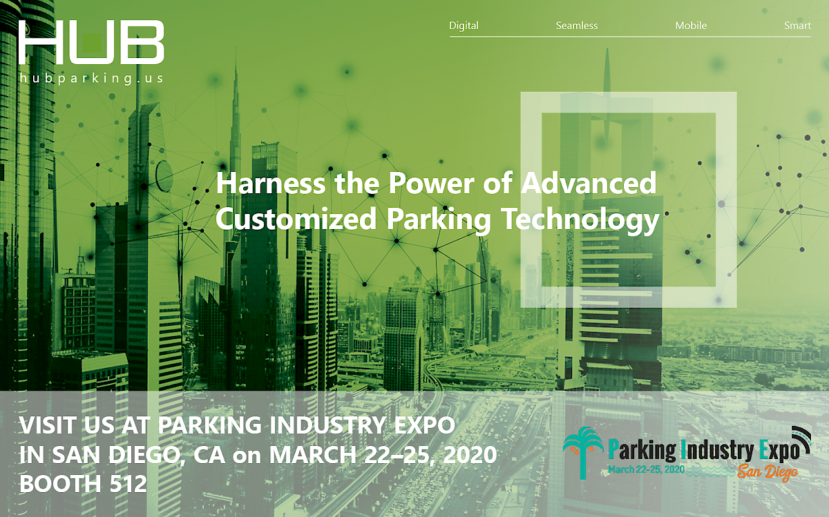 Parking Industry Expo 2020
